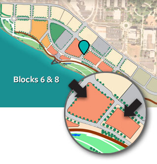 Block 6 at The Waterfront